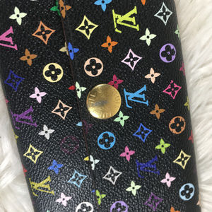 Louis Vuitton Bags - Louis Vuitton Multicolor Long Sarah Wallet RARE